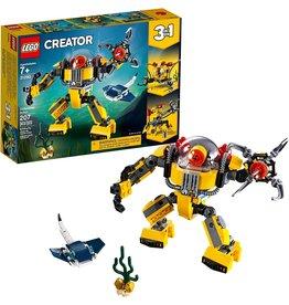 LEGO LEGO 31090 CREATOR UNDERWATER ROBOT