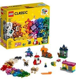 LEGO LEGO 11004 CLASSIC WINDOWS OF CREATIVITY