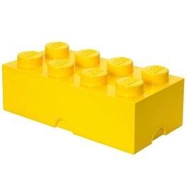 LEGO LEGO 40040632 STORAGE BRICK 8: YELLOW