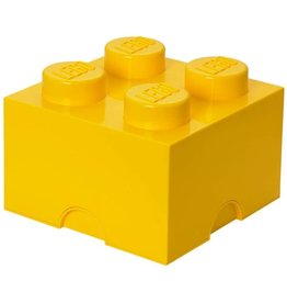 LEGO LEGO 40030632 STORAGE BRICK 4: YELLOW