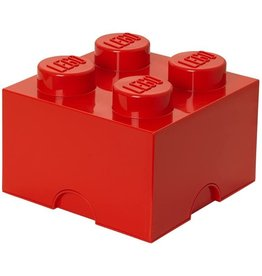 LEGO LEGO 40030630 STORAGE BRICK 4: RED