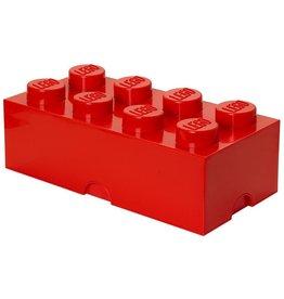 LEGO LEGO 40040630 STORAGE BRICK 8: RED
