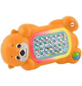 FISHER PRICE FP GCW09 LINKIMALS A TO Z OTTER