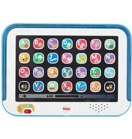 FISHER PRICE FP CHC74/CHC67 SMART STAGES TABLET: BLUE