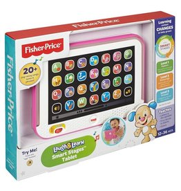 FISHER PRICE FP CHC74/CHC61 SMART STAGES TABLET: PINK