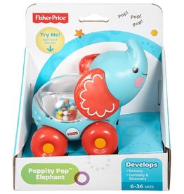FISHER PRICE FP BGX29/CMV98 POPPITY POP: ELEPHANT