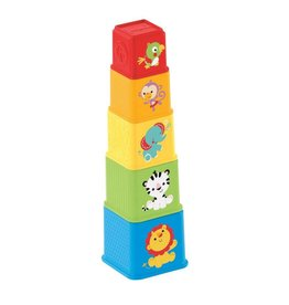FISHER PRICE FP CDC52 LEARN STACK