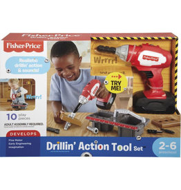FISHER PRICE FP DVH16 DRILL PLAY SET