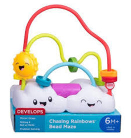 FISHER PRICE FP FYL50 CHASING RAINBOWS BEAD MAZE