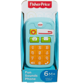 FISHER PRICE FP GFR47 FUN SOUNDS PHONE