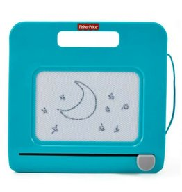 FISHER PRICE FP CHN84/CHP48 DOODLE PRO TRIP: BLUE