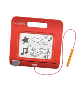 FISHER PRICE FP CHN84/CHP47 DOODLE PRO TRIP: RED