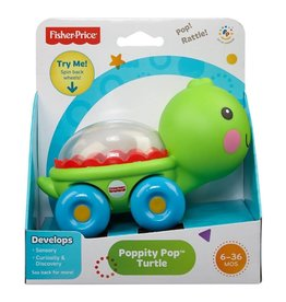 FISHER PRICE FP BGX29/BFH75 POPPITY POP: TURTLE