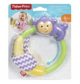 FISHER PRICE FP GGF02/GGF06 SLIDE & CRINKLE MONKEY
