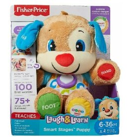 FISHER PRICE FP FDF21 L&L SMART STAGES PUPPY