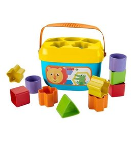 FISHER PRICE FP FGP10 BABY'S FIRST BLOCKS