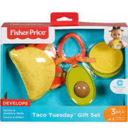 FISHER PRICE FP FXC05 TACO TUESDAY GIFT SET