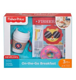 FISHER PRICE FP FGH85 ON-THE-GO BREAKFAST