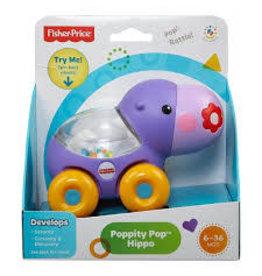 FISHER PRICE FP BGX29/BXG30 POPPITY POP: HIPPO
