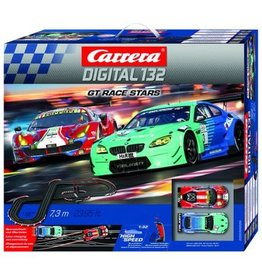 CARRERA CRA20030005 DIGITAL 132 GT RACE STARS SET