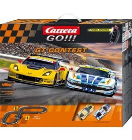 CARRERA CRA20062368 GT CONTEST GO!!! SET