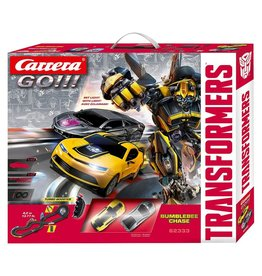 CARRERA TRANSFORMERS SLOT CARS