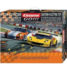 CARRERA CRA20062379 GT COMPETITION GO! SET