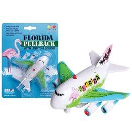 DARON WORLDWIDE FLORIDA PULLBACK PLANE