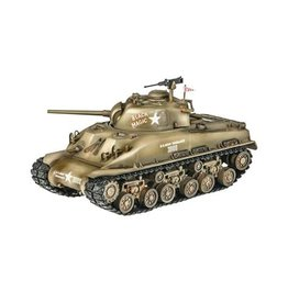 REVELL RMX857864 M4 SHERMAN TANK MODEL