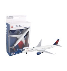 REALTOY RT4995 DELTA AIRBUS A350 PLANE