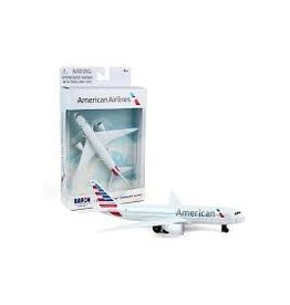 REALTOY RT1664-1 AMERICAN AIRLINES PLANE