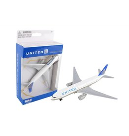 REALTOY RT6266 UNITED AIRLINES 777 PLANE