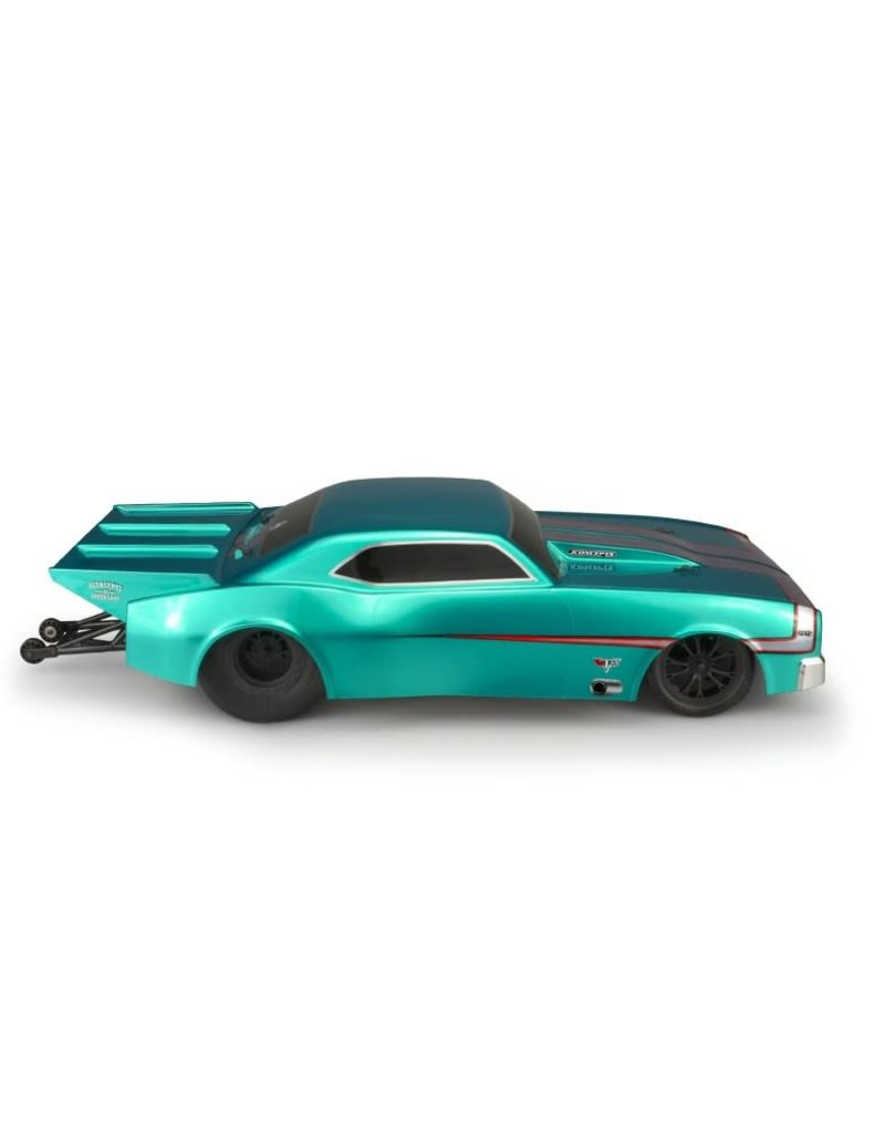 JCONCEPTS JCO0400 1967 CHEVY CAMARO BODY: CLEAR
