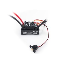 CASTLE CREATIONS CSE010015500 MAMBA X SENSORED 25.2V ESC