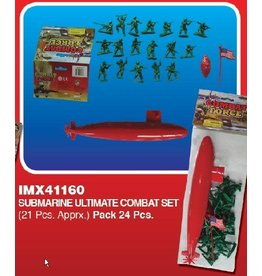 IMEX IMX41160 SUBMARINE PLAY SET