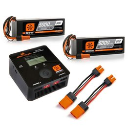 SPEKTRUM SPMXPS8 SMART POWERSTAGE BUNDLE 8S
