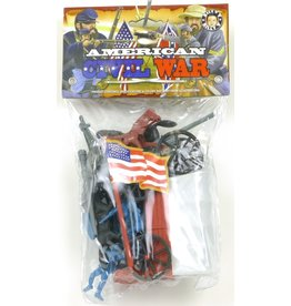 IMEX IMX44015 AMERICAN CIVIL WAR PLAY SET