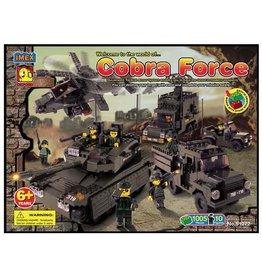 IMEX OXF/IMX51272 COBRA FORCE MILITARY BRICK SET