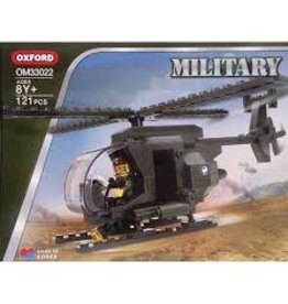 IMEX OXF33022 MILITARY HELICOPTER