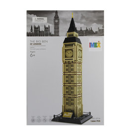 IMEX WAG5216 THE BIG BEN OF LONDON BLOCK SET
