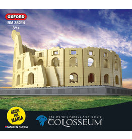 IMEX OXF35214 COLOSSEUM OF ROME BLOCK SET