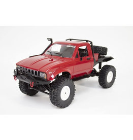 IMEX IMX77709 HILUX DESERT EDITION RED 4x4 CRAWLER RC TRUCK RTR