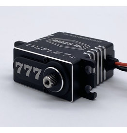 REEFS RC SHEREEF777 TRIPLE7 14V HIGH TORQUE HIGH SPEED BRUSHLESS PROGRAMMABLE SERVO