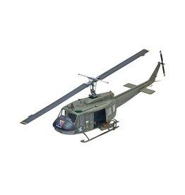 REVELL RMX855536 1/32 SCALE UH-1D HUEY GUNSHIP