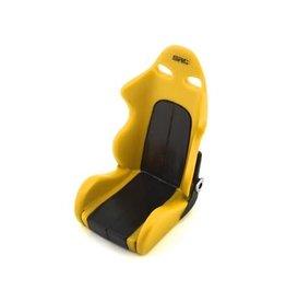 SIDEWAYS RC SDW-BSEATV2-YL SCALE DRIFT BUCKET SEAT YELLOW