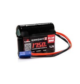 DYNAMITE DYNB2469 NIMH 7.2V 1750 MAH 6 CELL BATTERY WITH EC3