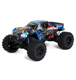 TRAXXAS TRA77086-4-RNR X-MAXX: BRUSHLESS ELECTRIC MONSTER TRUCK WITH TQI TRAXXAS LINK ENABLED 2.4GHZ RADIO SYSTEM & TRAXXAS STABILITY MANAGEMENT (TSM)