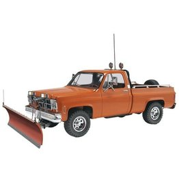 REVELL RMX857222 GMC PICKUP WITH SNOW PLOW