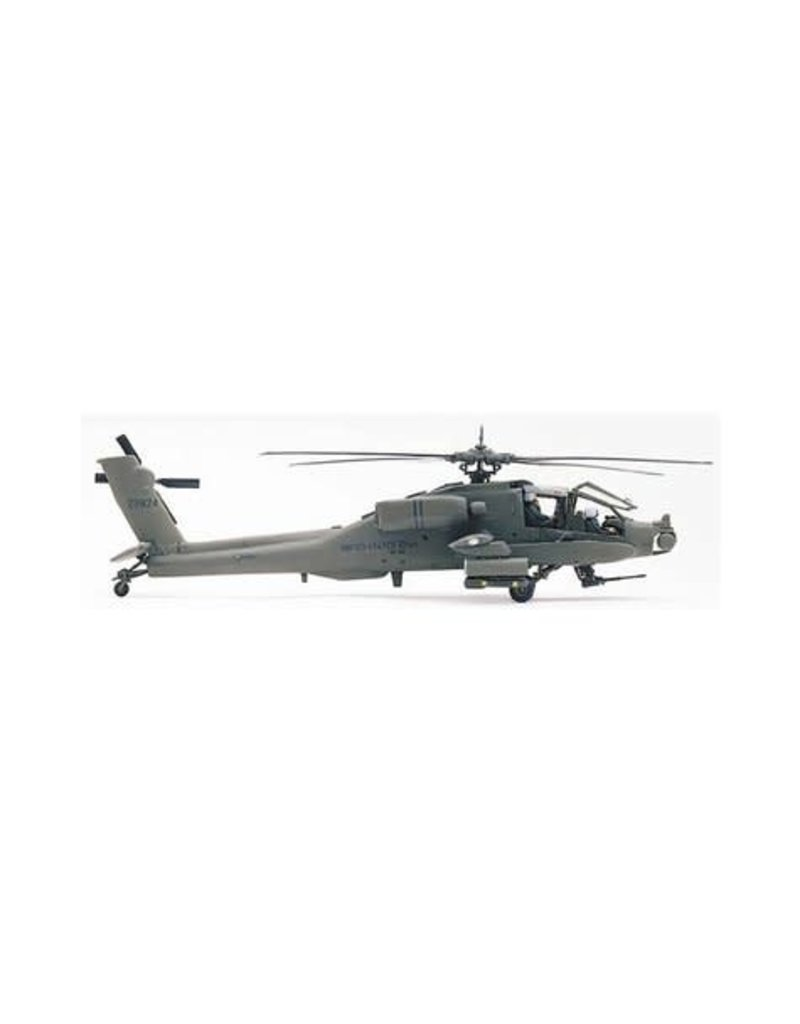 REVELL DISC. RMX855443 1/48 AH64 APACHE HELICOPTER