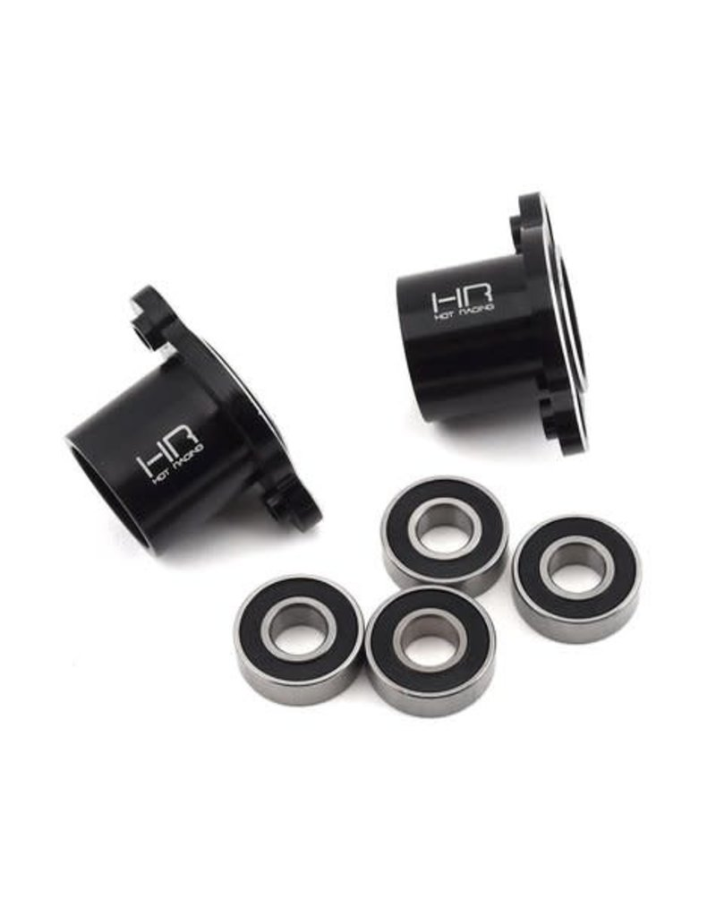 HOT RACING HRALSBR2201 REAR AXLE HOUSING HD BEARING LOCK OUT